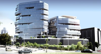Ernst & Young, Sandton CBD View1